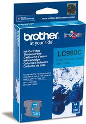 BROTHER LC-980C - originál