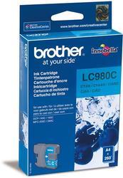 BROTHER LC-980C - originál