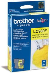 BROTHER LC-980Y - originál