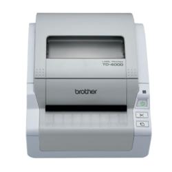 BROTHER TD-4000 + Power Banka 10000
