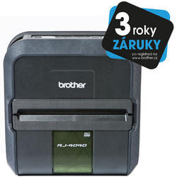 BROTHER Rugged Jet RJ-4040