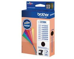 BROTHER LC-223BK - originál