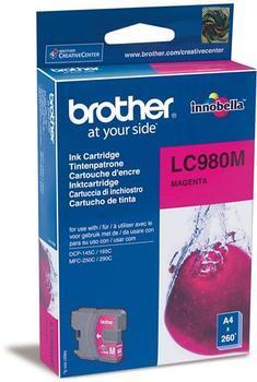 BROTHER LC-980M - originál