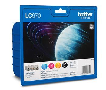 BROTHER LC-970 VALBP - originál
