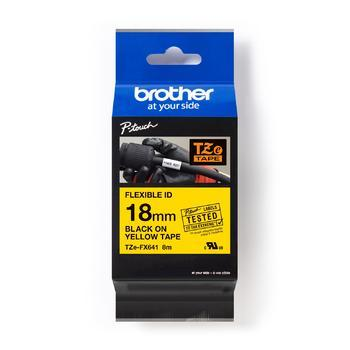 BROTHER TZ-FX641