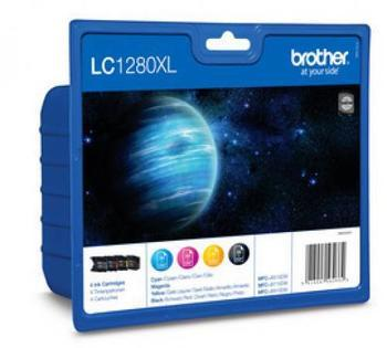 BROTHER LC-1280XL VALBP - originál