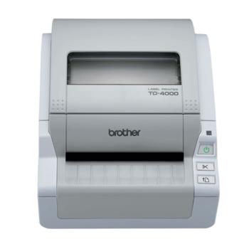 BROTHER TD-4000 + Power Banka 8000 - 1