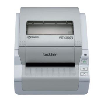BROTHER TD-4100N - 1