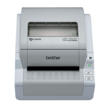 BROTHER TD-4100N + Power Banka 8000 - 1