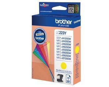 BROTHER LC-223Y - originál