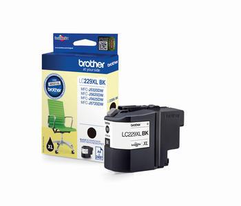 BROTHER LC-229XLBK - originál