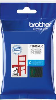BROTHER LC-3619XLC - originál
