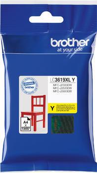 BROTHER LC-3619XLY - originál