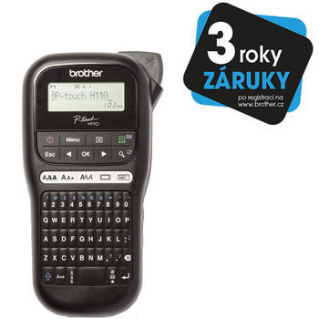 BROTHER PT-H110 - 1