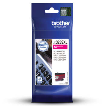 BROTHER LC-3239M - originál