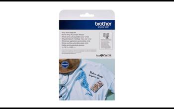 BROTHER Startovací set pro řez vinylové fólie SDX