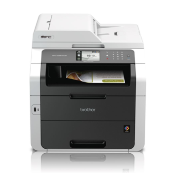 BROTHER MFC-9340CDW - 1