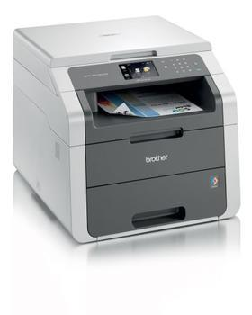 BROTHER DCP-9015CDW - 2