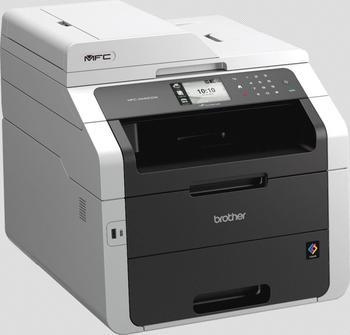 BROTHER MFC-9340CDW + stolek BROTHER - 2