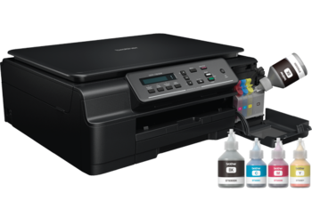 BROTHER DCP-T500W + Power Banka 5000 - 2
