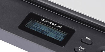 BROTHER DCP-1610WE  - 4
