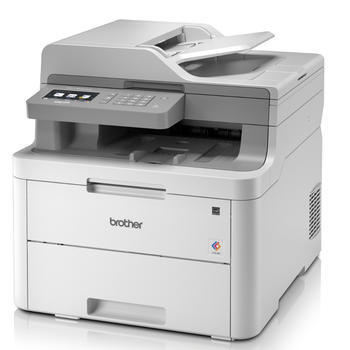BROTHER DCP-L3550CDW + Flash disk 64GB - 4