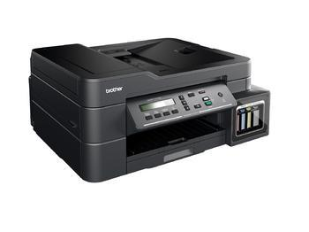 BROTHER DCP-T710W + Flash disk 32GB - 4
