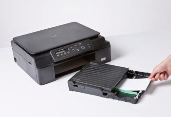 BROTHER DCP-J105 + Power Banka 5000 - 6
