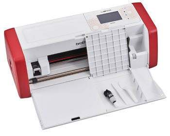 BROTHER ScanNCut 2 SDX900 + Flash disk 32GB - 7