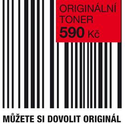 Originální toner již za 22 EUR