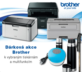 E-Brother - JARNÍ PROMO BROTHER pokračuje