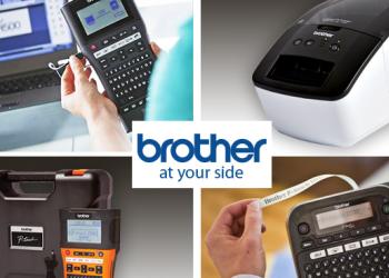 E-Brother - SLEVA na šťítkovače 33%