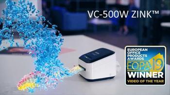 SLEVA na štítkovač VC-500W